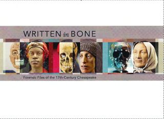 Written in bone invite